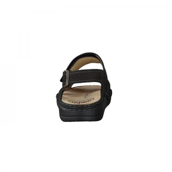 Komfort Sandalen schwarz Finn Toro-S schwarz