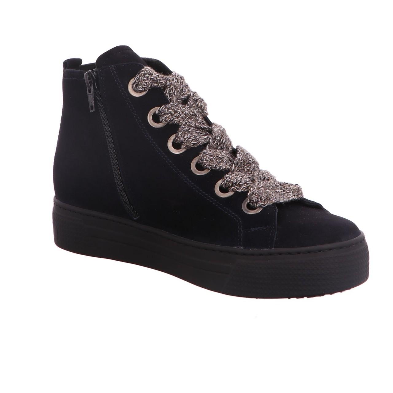 Semler Sneaker Frauen A55453042080 blau mj7LHC
