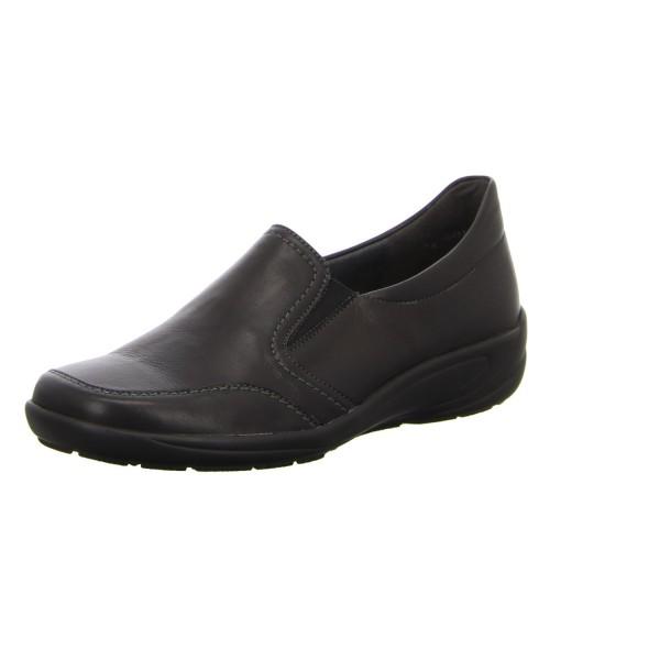 Komfort Slipper schwarz Birgit