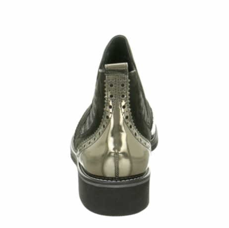 Paul Green Chelsea Boot Frauen 8012-048 schwarz K2FMqp
