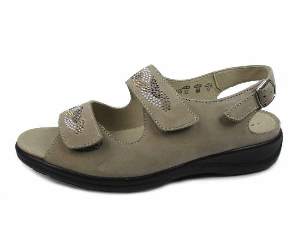 Solidus Komfort Sandalen Frauen 7311140032 beige OwXZHH