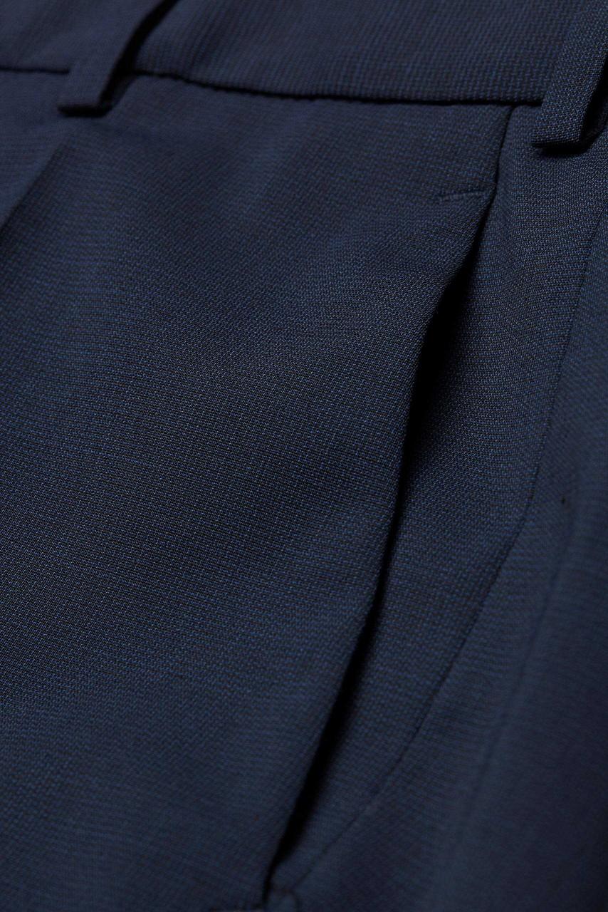 Digel Anzughosen Männer 996001110661 Blau