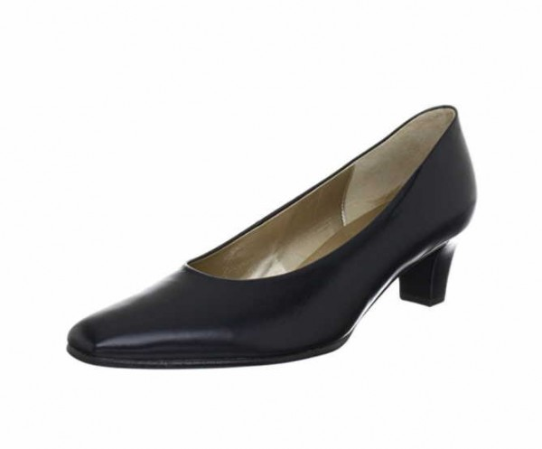 Modische Pumps blau