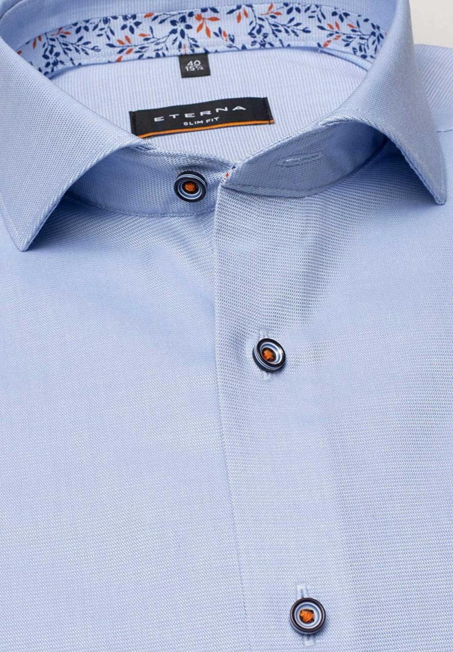 Eterna Langarm Business Hemd Männer 3313/12 F94V hellblau |... hellblau tgdpHW