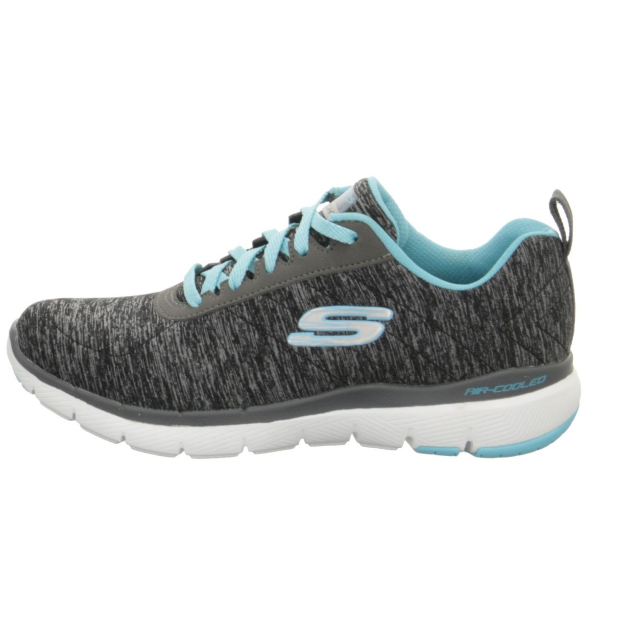 Skechers Sneaker Frauen 13067 BKLB BKLB grau p8vNJU