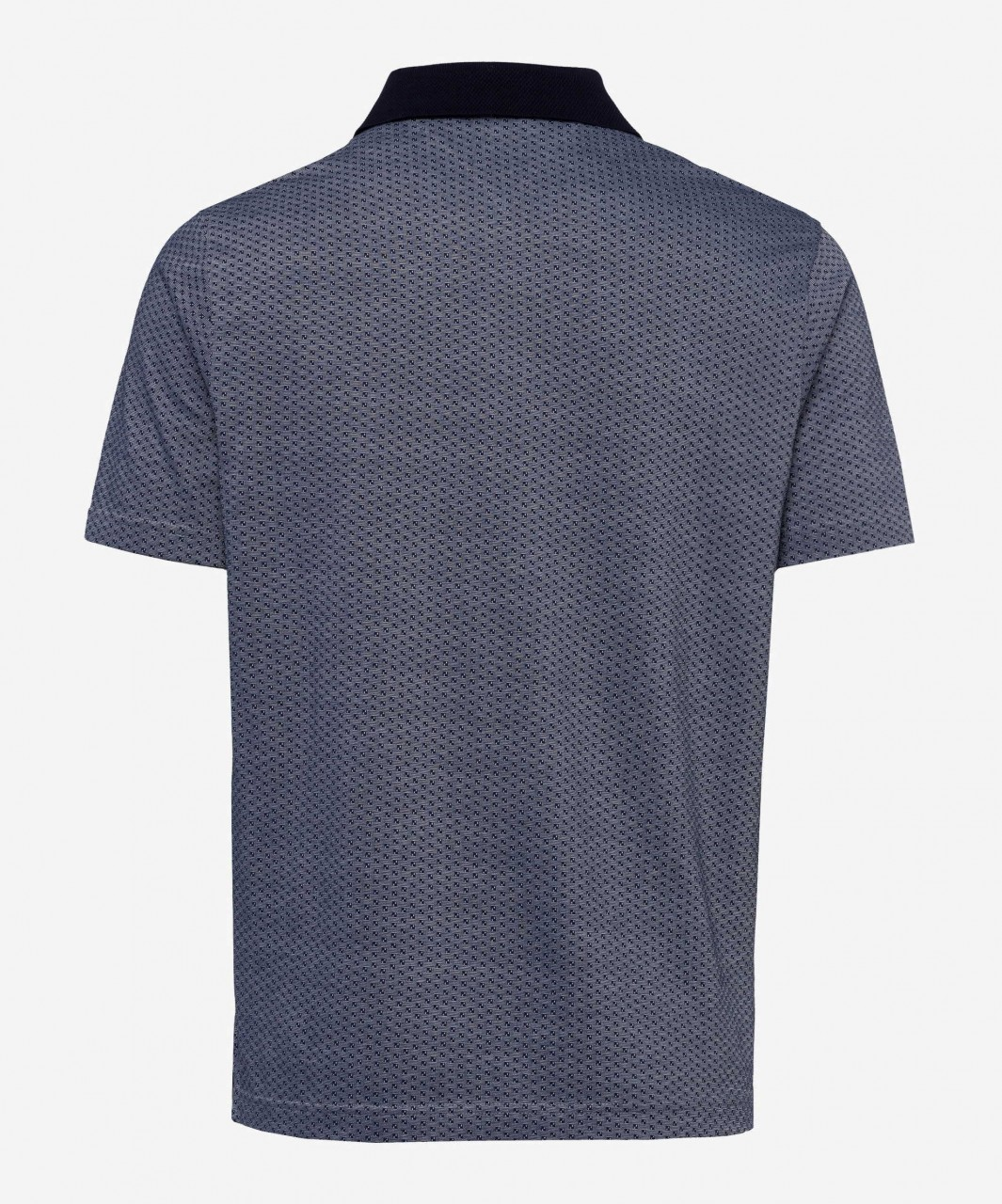 Brax Poloshirt Kurzarm Männer 24-4787/23 70438300 Blau