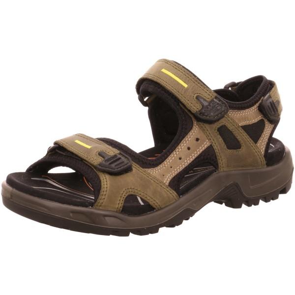 Sportliche Sandalen braun