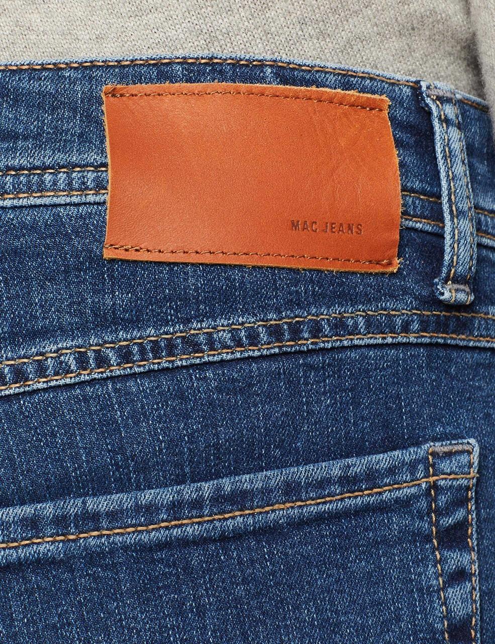 Mac Hosen Straight Leg Jeans Männer 0970l050100 Blau